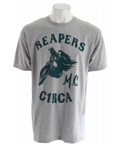 Circa Reapers Mc T-Shirt Athletic Heather
